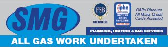 S.M.G. Plumbing - Heating & Gas Services
