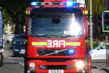 Fire crews called to car fire