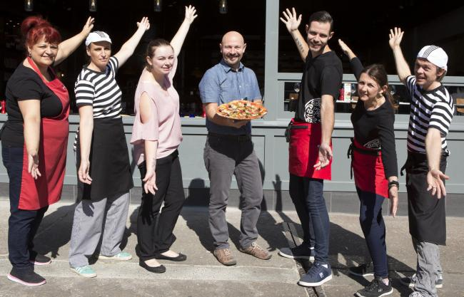 Southends Pizza Express Reopens With A New Look Echo