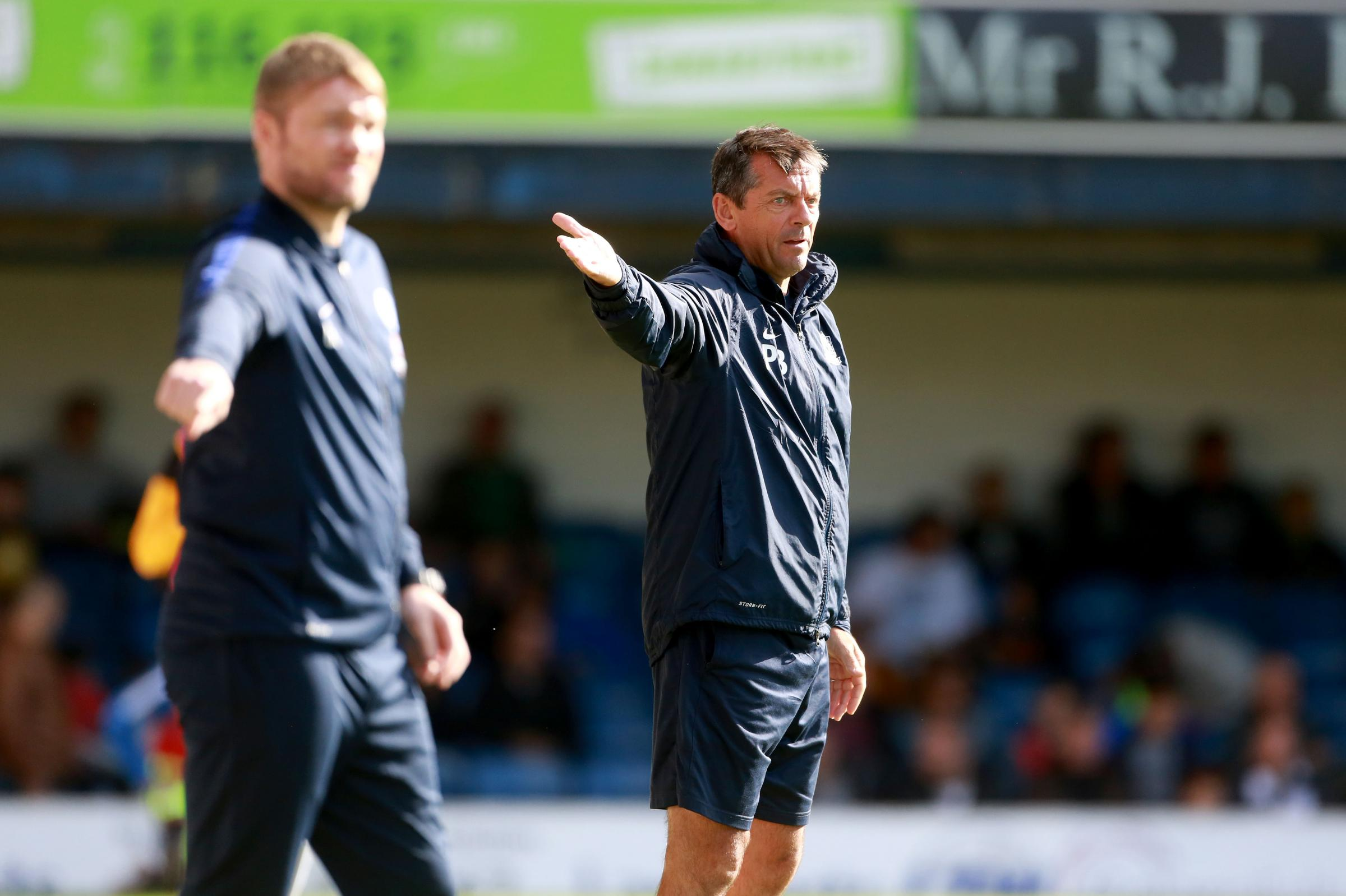Phil Brown - keen to beat Leyton Orient tonight