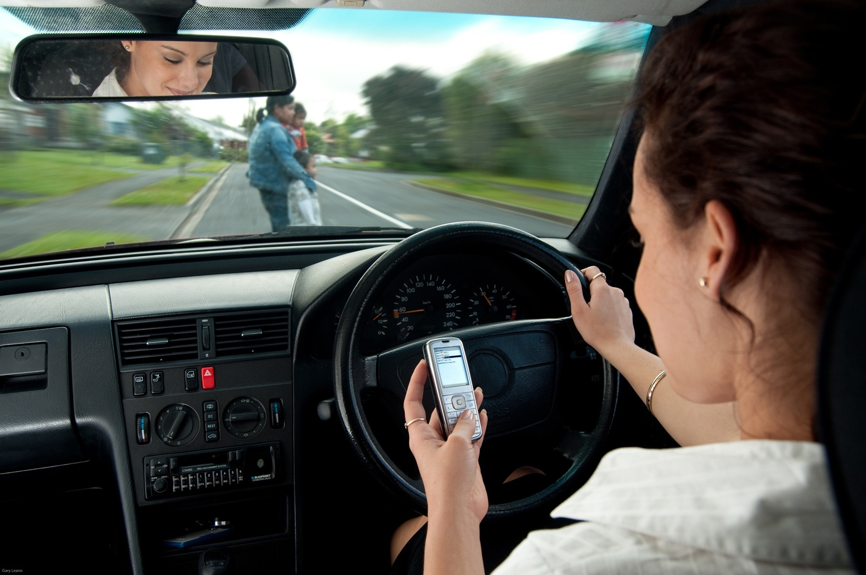 Fines Doubles for using phone whilst driving