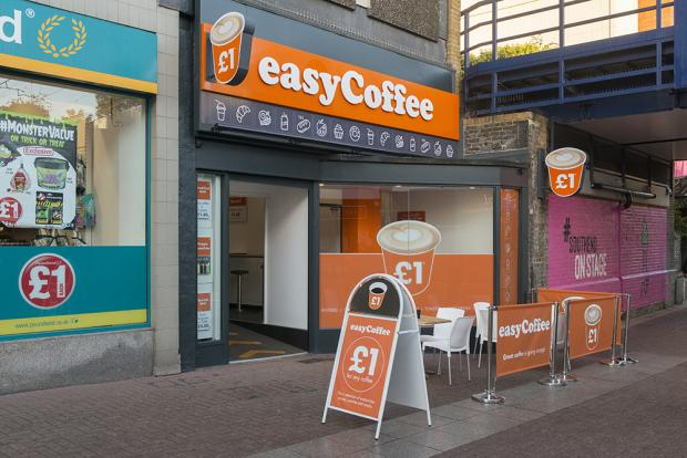 Echo: easyCoffee queue