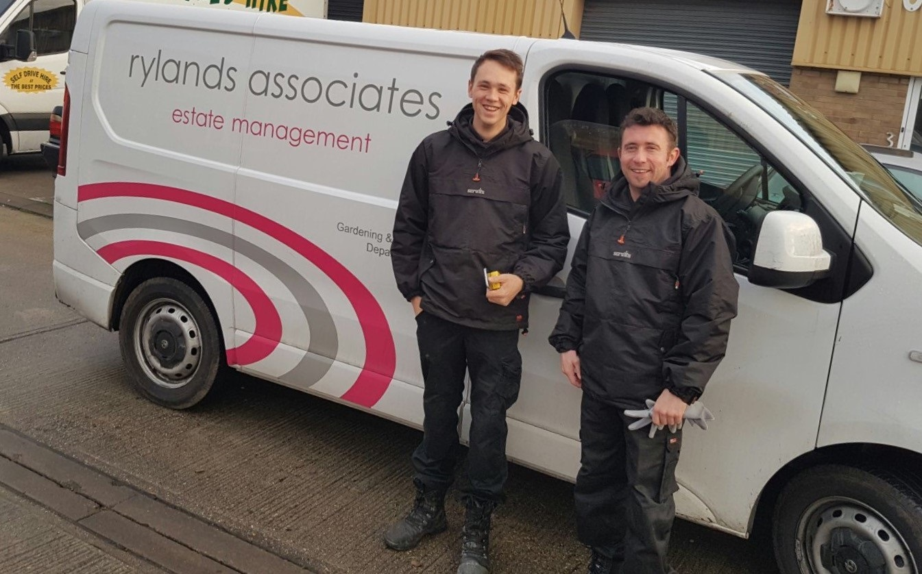 Helping Hand – Brad asked his boss, Grant Cooper, if Joey could have a job at Rylands