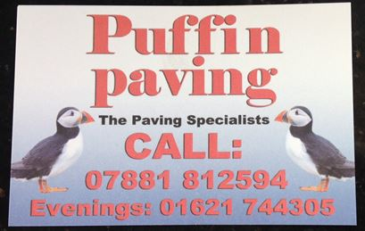 Puffin Paving Ltd