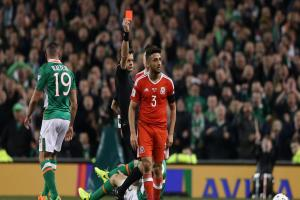Neil Taylor facing longer ban for Seamus Coleman challenge after FIFA steps in