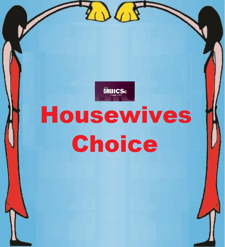 Housewive's Choice