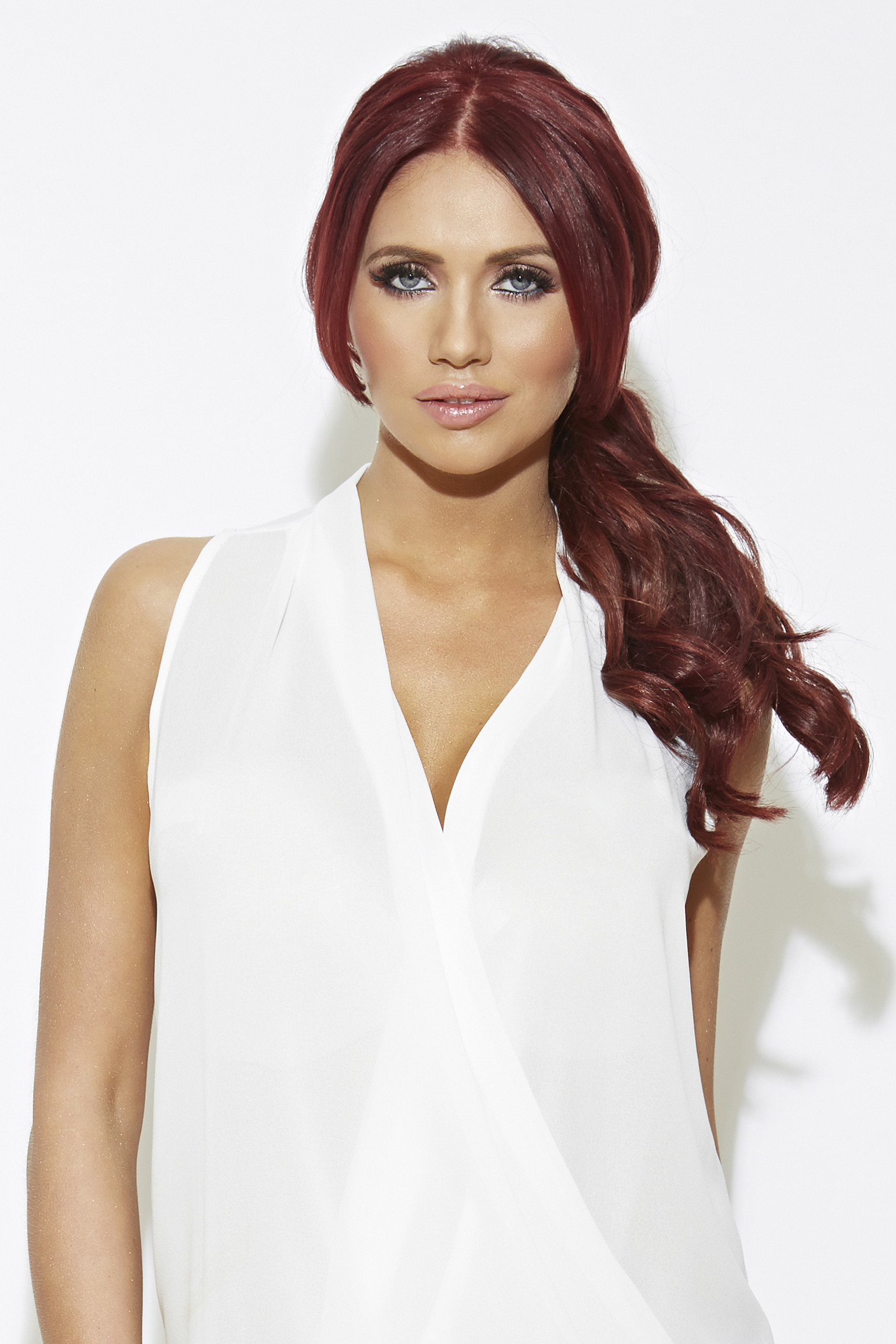 The Only Way Is Essex - mum-to-be Amy Childs