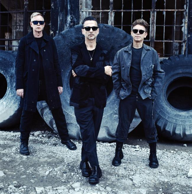 Basildon export - Fletch is one third of band Depeche Mode  Picture: Anton Corbijn