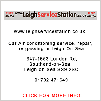 Echo: Leigh Service Station