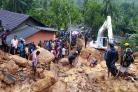 Hopes fade for 99 missing after Sri Lanka mudslides