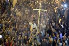 IS claims responsibility for killing Coptic Christians in Egypt bus attack