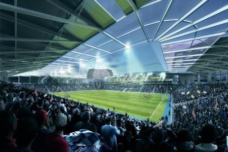 New stadium could be the perfect Christmas gift