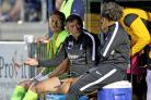 Pushing for new signings - Blues boss Phil Brown