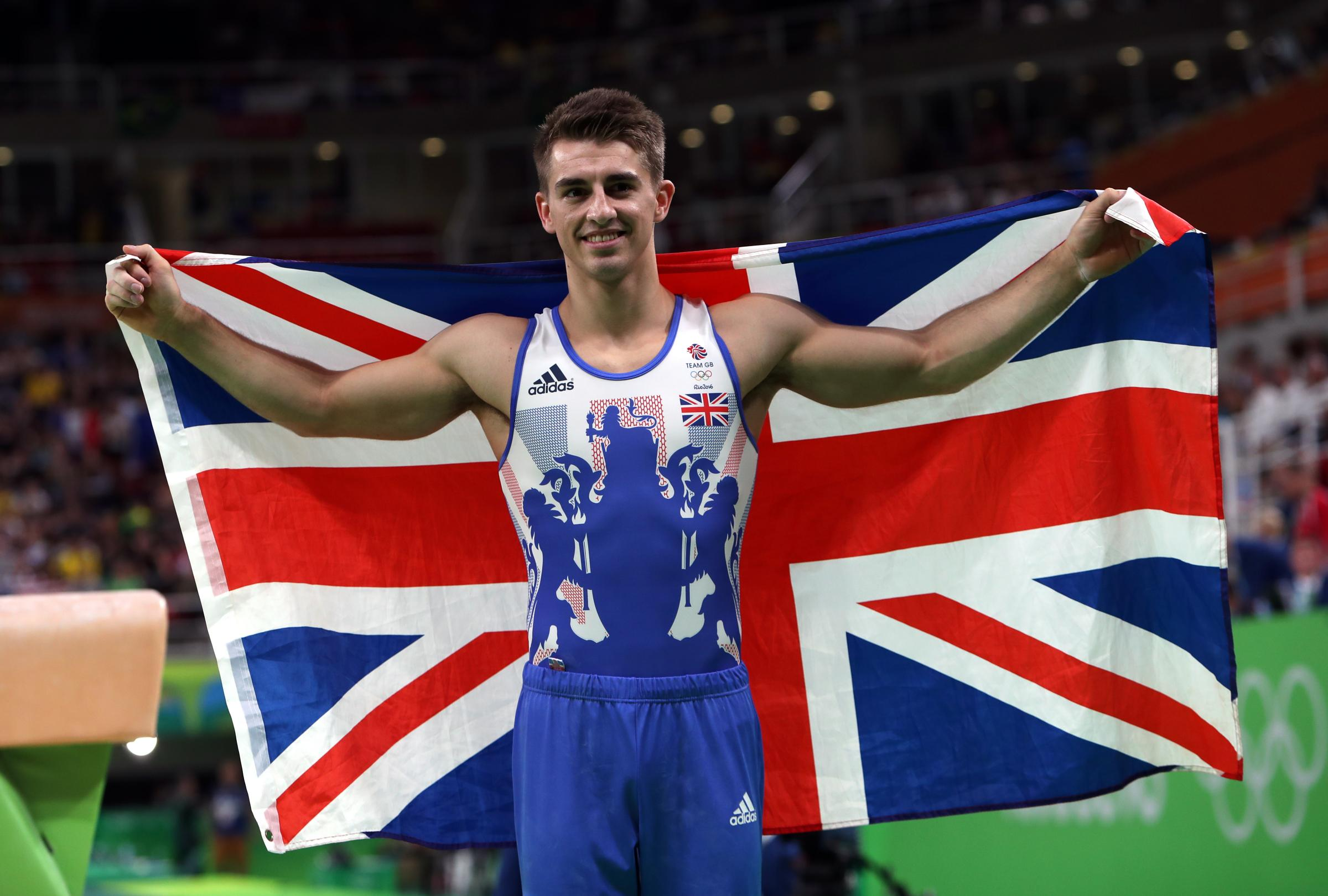 Hungry for more success - Max Whitlock