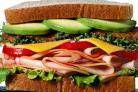 Ham sandwich most common lunch for workers - where does your favourite rate?