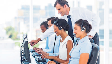 Skills for call-centre success