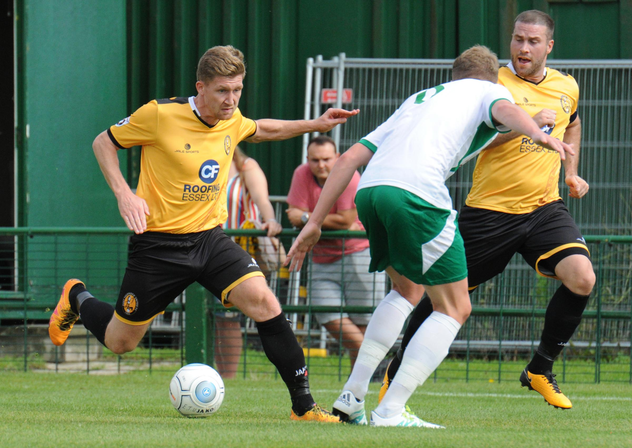 Return - Lewis Smith could line up for East Thurrock