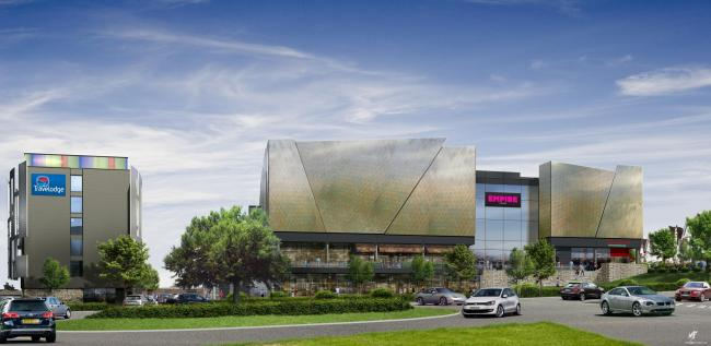 Seaway - car park redevelopment will include IMAX screen cinema its confirmed