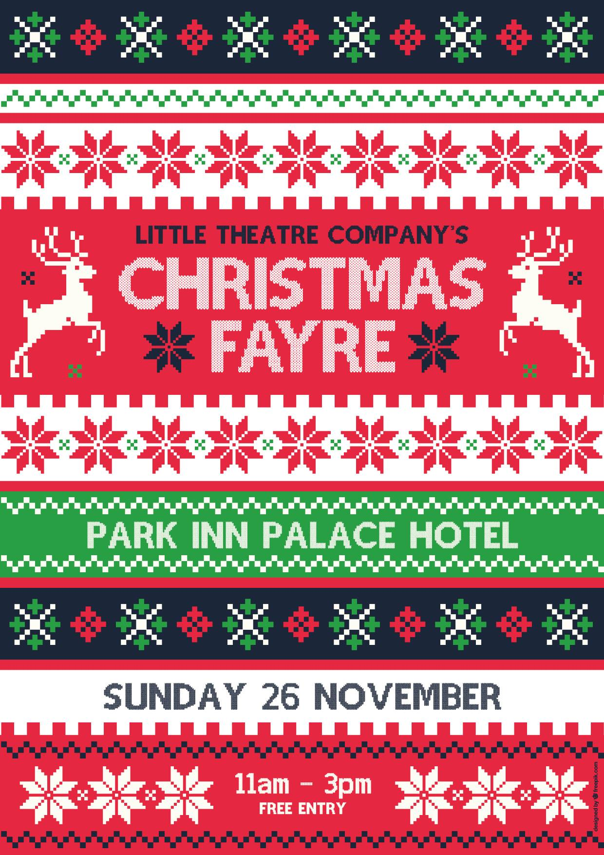 Little Theatre Company's Christmas Fayre