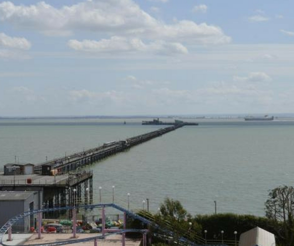 Southend Pier closed until further notice as storm Eleanor batters Essex