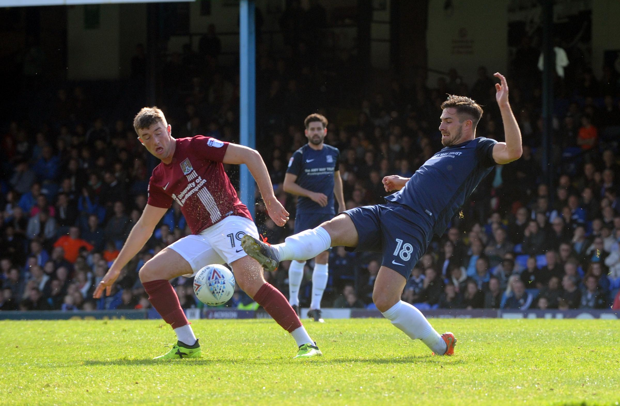 Wanted man - Southend United midfielder Ryan Leonard has attracted another offer from Sheffield United