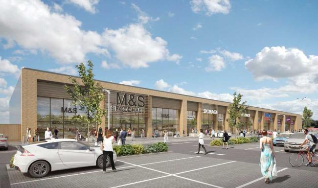 Spring starting date for retail park plans | Echo