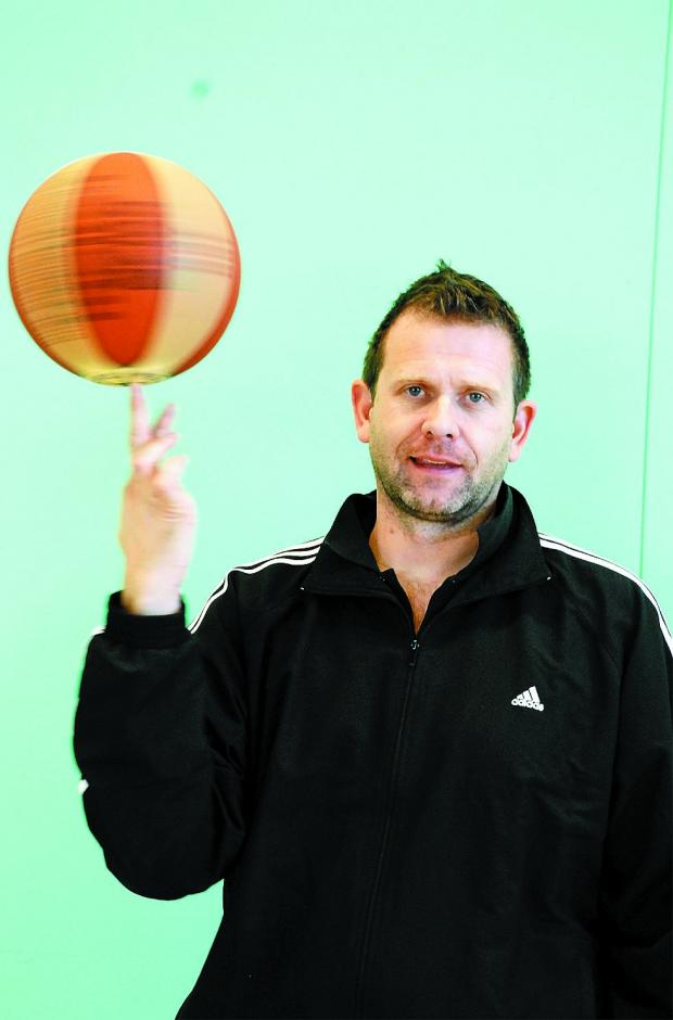 Honour - for former Essex Pirates coach Tim Lewis