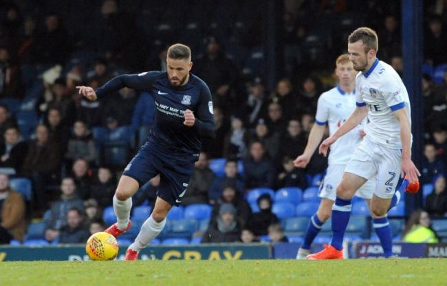 Back in the starting line-up - Southend United winger Michael Kightly