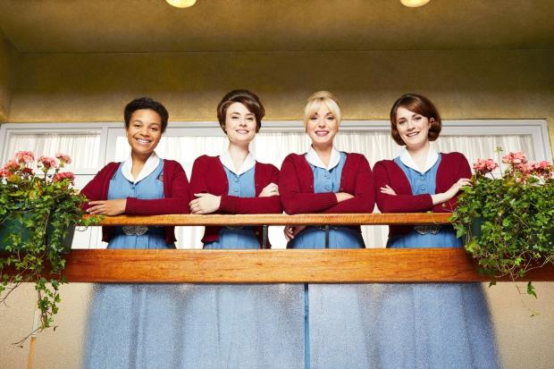 Echo: Call The Midwife (BBC)