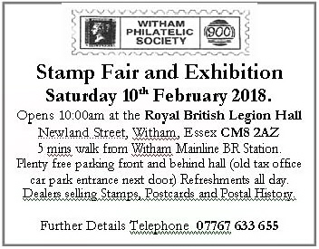 Stamp Fair & Exhibition