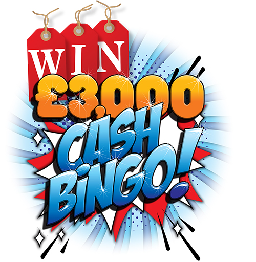 Play cash bingo now with the Echo!