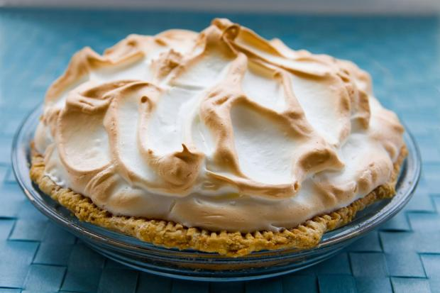 Echo: A Generic Photo of lemon meringue pie. See PA Feature NOSTALGIA Dinner Parties. Picture credit should read: PA Photo/thinkstockphotos. WARNING: This picture must only be used to accompany PA Feature NOSTALGIA Dinner Parties.