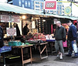Critics slam Basildon Market stall selling replica guns and