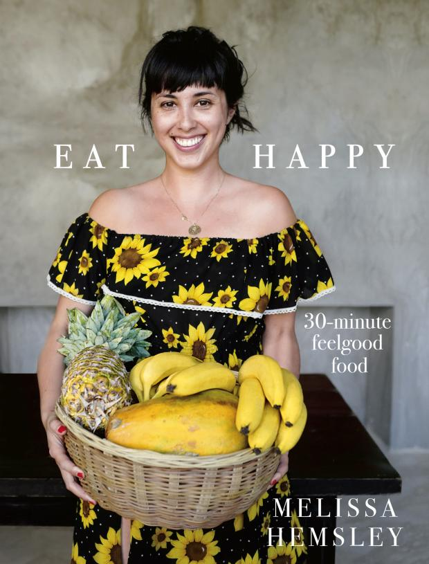 Echo: Undated Handout Photo of Eat Happy by Melissa Hemsley. See PA Feature FOOD Hemsley. Picture credit should read: PA Photo/Ebury Press/Issy Croker. WARNING: This picture must only be used to accompany PA Feature FOOD Hemsley.