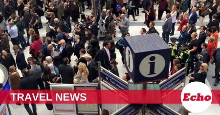 Greater Anglia train delays after track defect at London Liverpool Street
