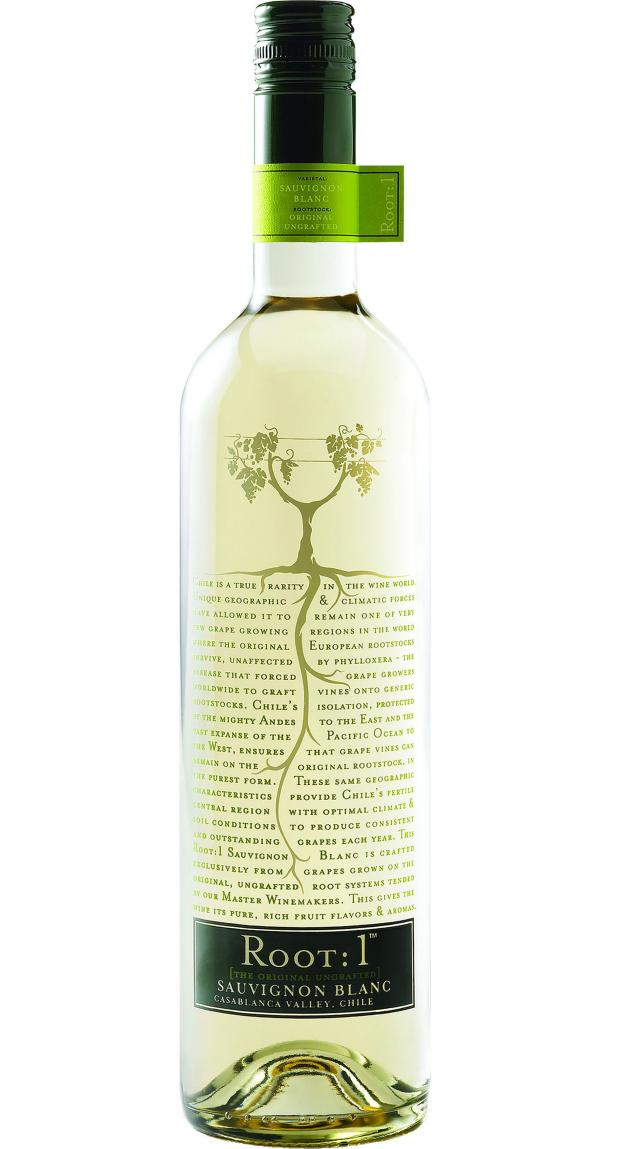 Echo: Undated Handout Photo of Vina Ventisquero Root 1 Sauvignon Blanc, Chile.See PA Feature DRINK Chinese New Year. Picture credit should read PA Photo: Vina Ventisquera. WARNING: This picture must only be used to accompany PA Feature DRINK Chinese New Year.