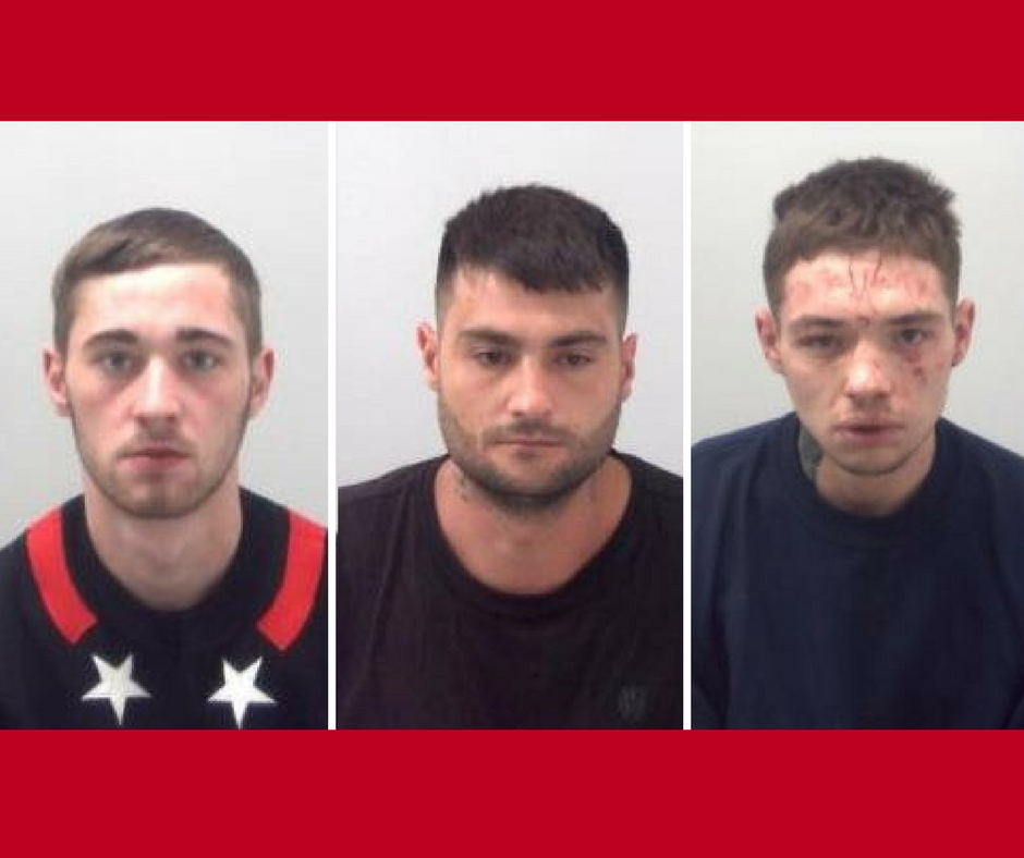 Drug dealers and criminals locked up following successful Op Raptor results