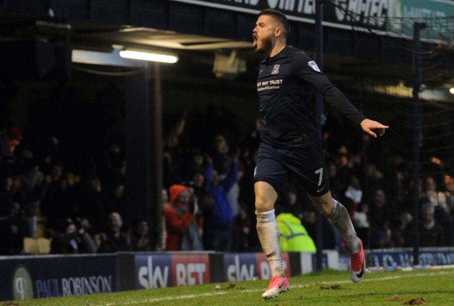 In good-form - Southend United winger Michael Kightly