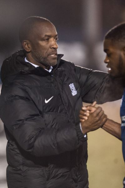 Pleased - Southend United manager Chris Powell