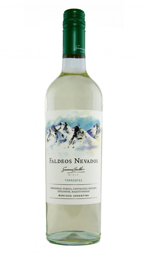 Echo: Undated Handout Photo of Faldeos Nevados Torrontes, Argentina. See PA Feature DRINK Mothers Day. Picture credit should read: PA Photo/The Wine Society. WARNING: This picture must only be used to accompany PA Feature DRINK Mothers Day.