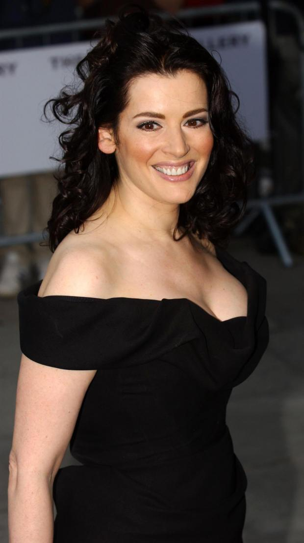 Echo: PA File Photo of chef Nigella Lawson. See PA Feature NOSTALGIA Chefs. Picture credit should read: Andy Butterton/PA Archive/PA Photos. WARNING: This picture must only be used to accompany PA Feature NOSTALGIA Chefs