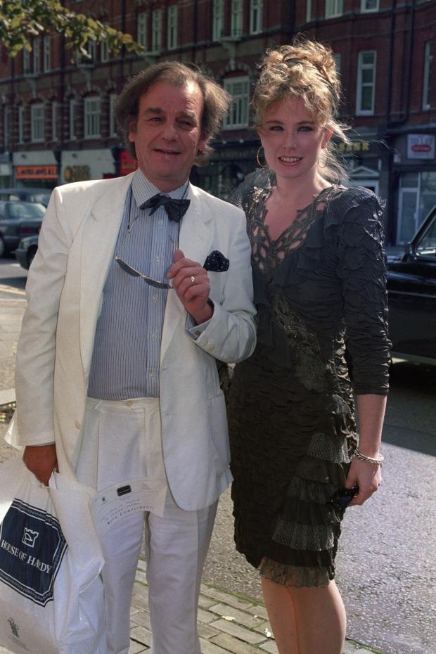 Echo: PA File Photo of chef Keith Floyd and then wife Shaunagh. See PA Feature NOSTALGIA Chefs. Picture credit should read: PA Archive/PA Photos. WARNING: This picture must only be used to accompany PA Feature NOSTALGIA Chefs