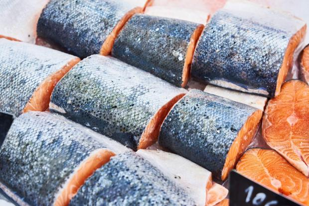 Echo: A generic photo of a salmon steak cooled on store shelves. See PA Feature TOPICAL Health Energy Foods. Picture credit should read: PA Photo/thinkstockphotos. WARNING: This picture must only be used to accompany PA Feature TOPICAL Health Energy Foods.