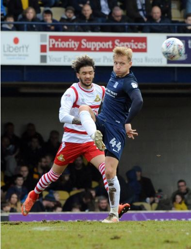 Set to trigger a clause in his contract - Southend United midfielder Josh Wright