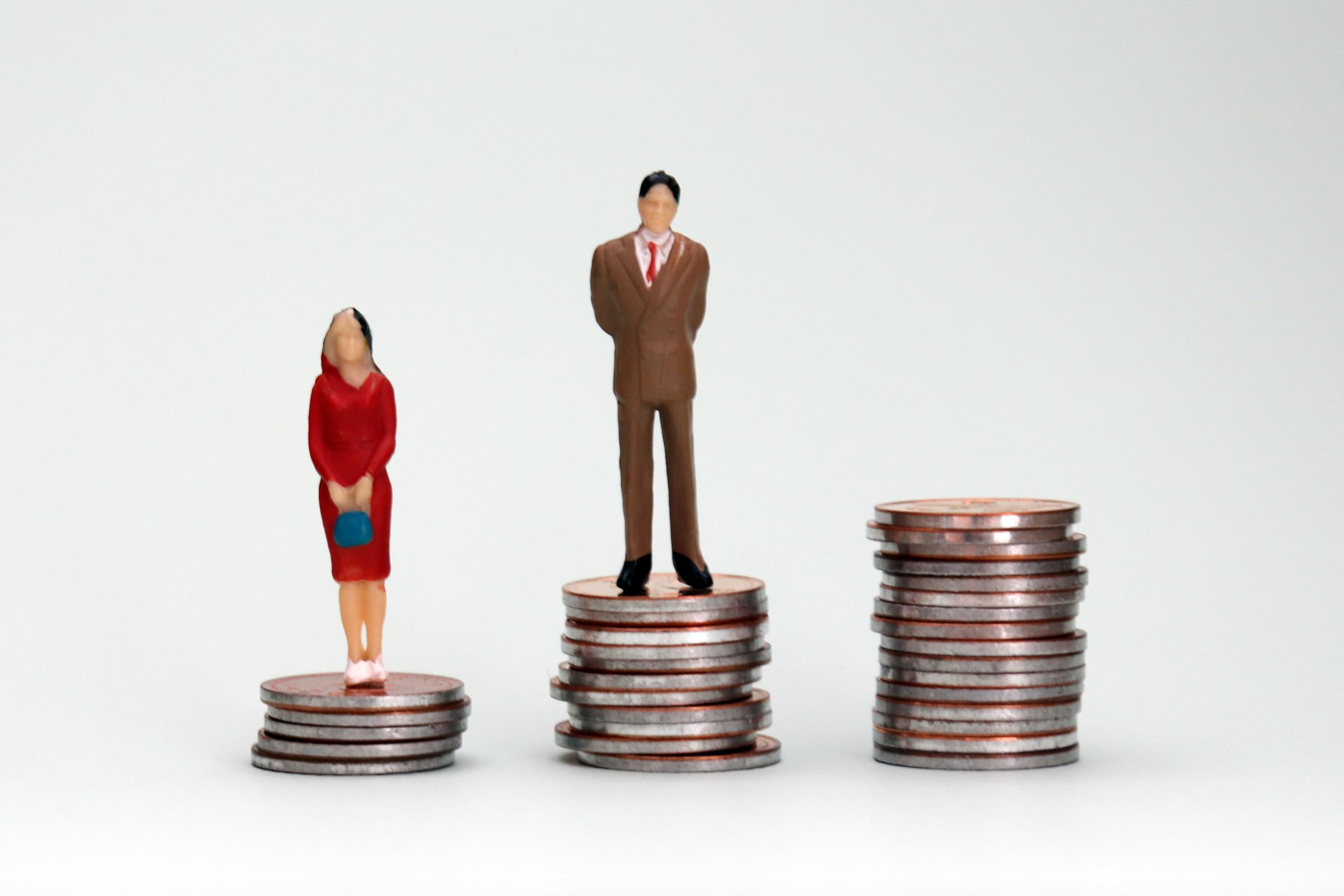 Time's up for pay gap figures