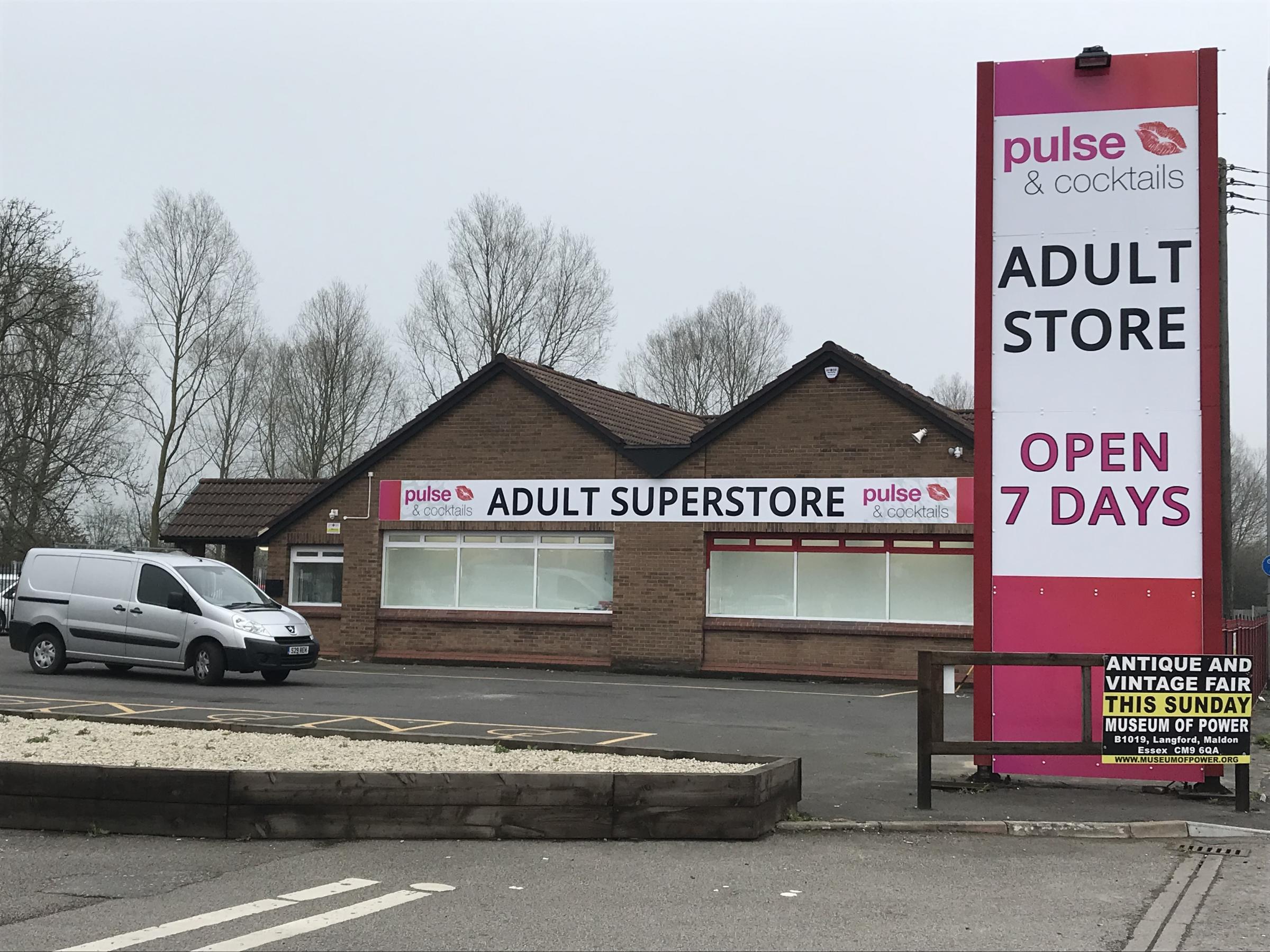 Sex shops in essex