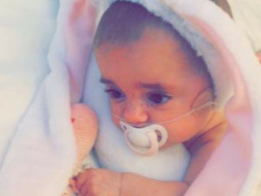 Fighter - Bella-Rose is battling various complicated conditions and needs urgent medical help
