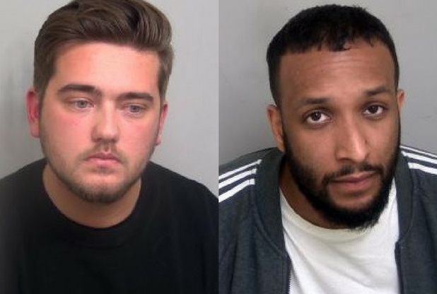Dealers jailed after class A drugs, weapon and cash found in car