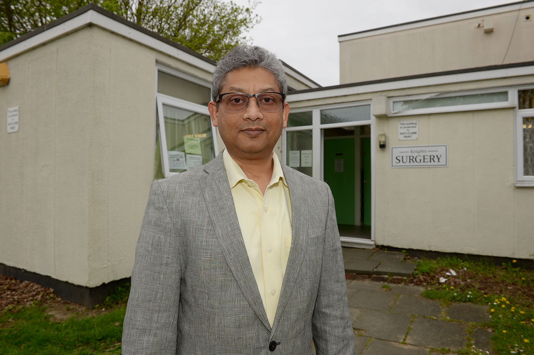 Dr Basu .Knights Surgery, 32 Knights, Basildon .Docs at Knights Surgery say its become unsafe due to uneven floors, building sinking etc.