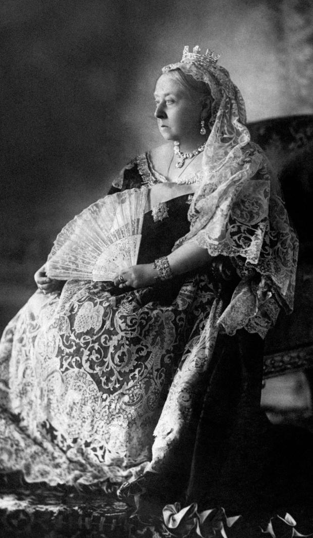Echo: PA File Photo of Queen Victoria in 1897. See PA Feature NOSTALGIA Royal Births. Picture credit should read: PA Photos. WARNING: This picture must only be used to accompany PA Feature NOSTALGIA Royal Births..